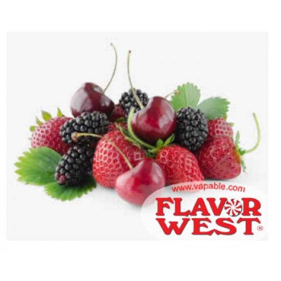 FlavorWest Cherry Berry 10ml