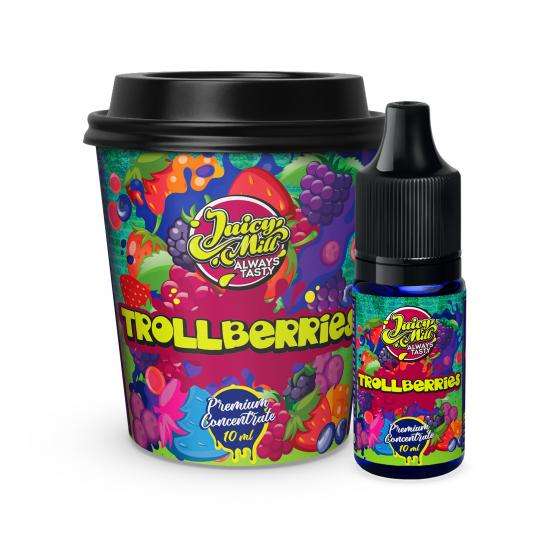 Juicy Mill TrollBerries 10ml