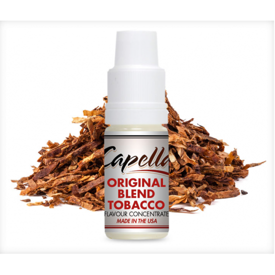 Capella Original Blend Tobacco 10ml