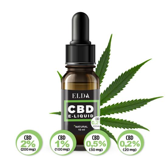 CBD E-liquid 10ml